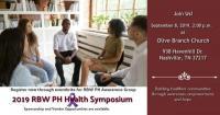 2019 RBW PH Health Symposium