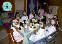 Spa-tacular Pampering Party