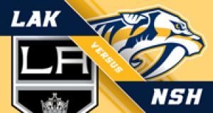 NASHVILLE PREDATORS VS. LOS ANGELES KINGS