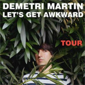 Demetri Martin: Let's Get Awkward Tour