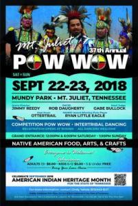 Annual Mt. Juliet Pow Wow