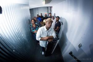 Shaun Martin (of Snarky Puppy)'s Gogo Party at Mercy Lounge