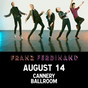 Franz Ferdinand at Mercy Lounge