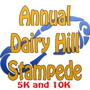 Dairy Hill Stampede 5K 10K Race
