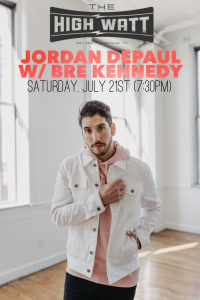 Jordan DePaul at Mercy Lounge