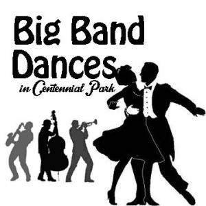 Big Band Dances in Centennial Park