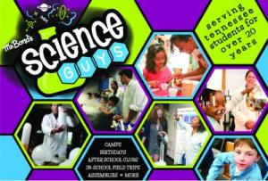 Clubs, after school, science, Fun, Kid friendly