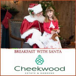 Cheekwood Breakfast With Santa