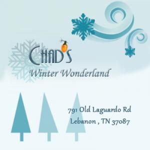 Chad's Winter Wonderland