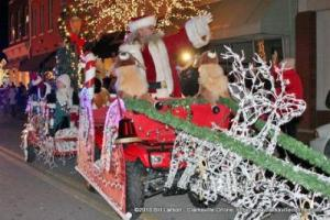 Clarksville TN Christmas Parade