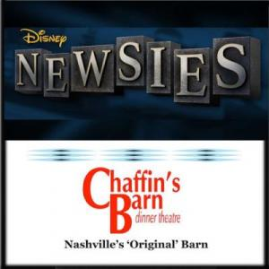 Disney's Newsies at Chaffin's Dinner Theatre