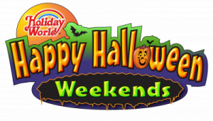 Happy Halloween Weekends Logo