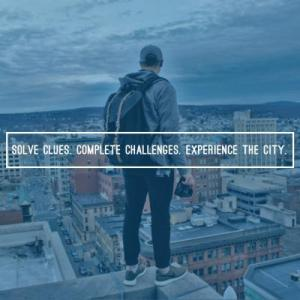 Solve Clues. Complete Challenges. Experience the City.