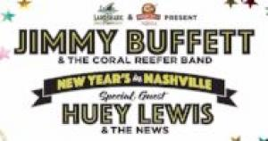 New Year's Eve with Jimmy Buffett