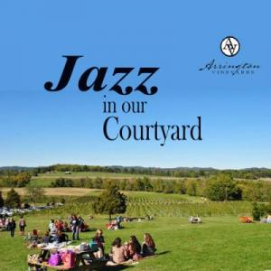 Jazz in the Courtyard