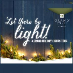Grand Avenue Holiday Lights Tour