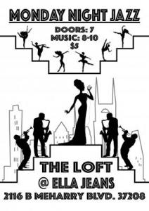 Monday Night Jazz at The Loft