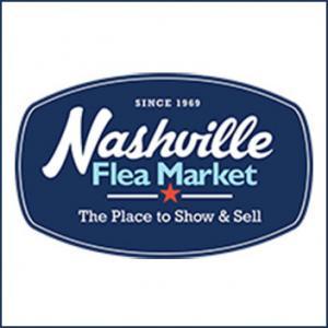 Nashville Flea Market each month in Nashville