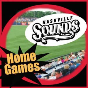 Nashville Sounds Home Game vs Memphis