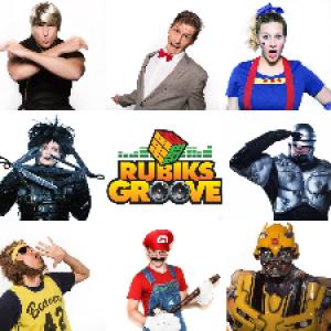 RUBIKS GROOVE Halloween Show