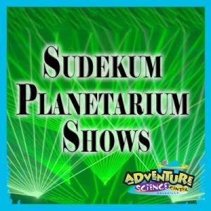 Sudekum Planetarium Shows