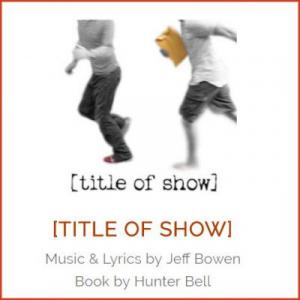 Title of the Show at the Street Theatre Company