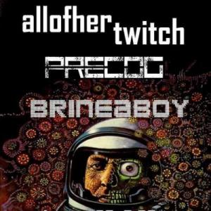 Allofher Twitch, PreCog, Brineaboy, live music, Nashville live music, Cobra, The Cobra, The Cobra Nashville