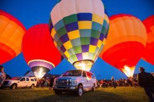 Franklin Hot Air Balloon Festival