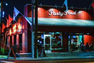 Party Fowl Nashvillelife Com Downtown Downtown Nashville