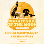 Christian French: Bright Side of the Moon Tour at Mercy Lounge