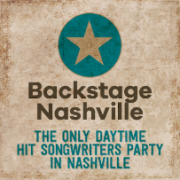 BACKSTAGE NASHVILLE! VIP DAYTIME HIT SONGWRITERS SHOW featuring Rob Hatch, Dave Gibson, Ray Stephenson and Steff Mahan