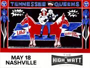 The Tennessee Queens Tour 2019: LOLO & Garrison Starr at The High Watt