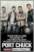 Port Chuck: Tour For A Cure!