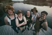 Steve'n'Seagulls - Grainsville North American Tour 2019 at Cannery Ballroom