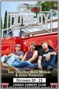 wellRED Comedy Tour: Trae Crowder, Drew Morgan & Corey Ryan Forrester