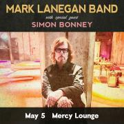 Mark Lanegan Band at Mercy Lounge