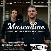 Muscadine Bloodline at The High Watt