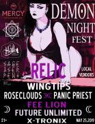 Demon Night Fest at The High Watt