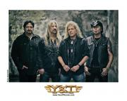 An Evening with Y&T at Mercy Lounge