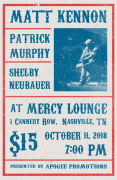 Matt Kennon at Mercy Lounge