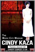 The Music City Medium Cindy Kaza