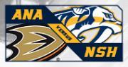 Nashville Predators vs. Anaheim Ducks