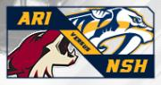 Nashville Predators vs. Arizona Coyotes