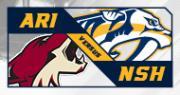 Nashville Predators vs. Arizona Coyotes