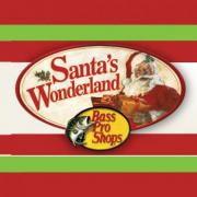 Santa's Wonderland at Bass Pro Shop at Opry Mills in Nashville Tennessee