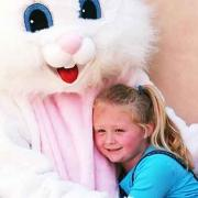 Have Breakfast with Peter Cottontail at Lucky Ladd's special VIP breakfast event!
