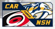 Nashville Predators vs. Carolina Hurricanes