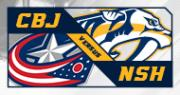 Nashville Predators vs. Columbus Blue Jackets