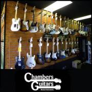 Chambers Guitars in Mufreesboro Tennessee