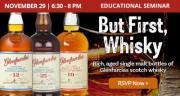 Educational Seminar: Glenfarclas Family of Whiskey